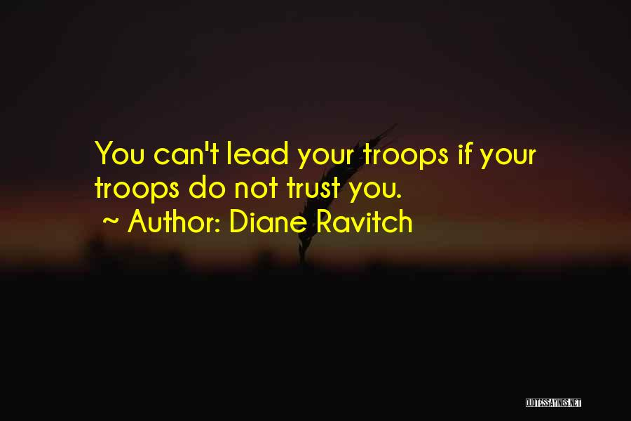 School Administration Quotes By Diane Ravitch
