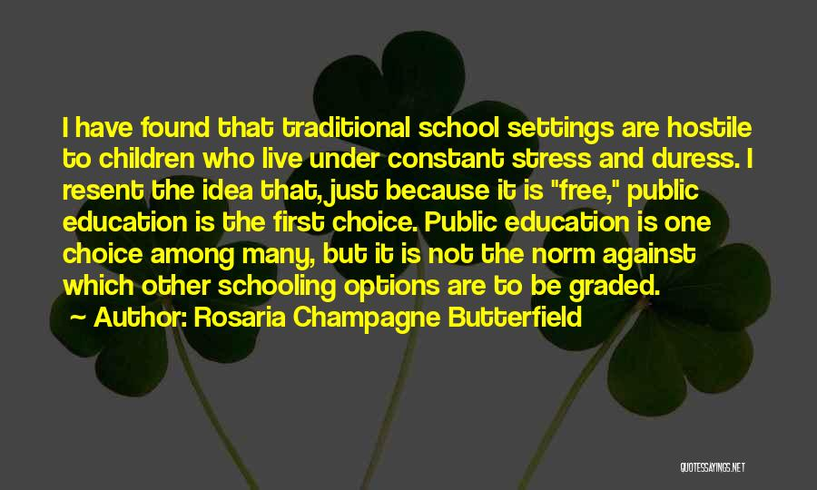 Top 30 Quotes & Sayings About School And Stress