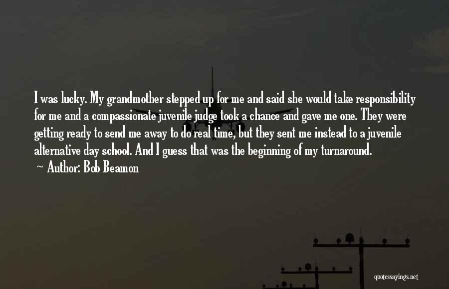 School Ready Quotes By Bob Beamon