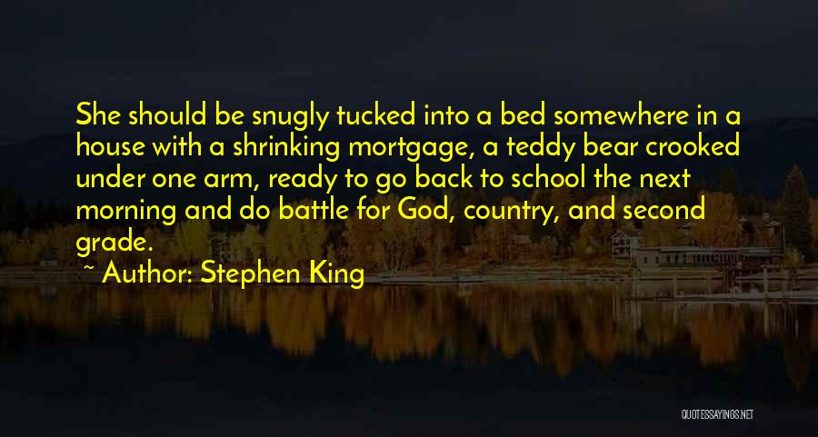 School Ready Quotes By Stephen King