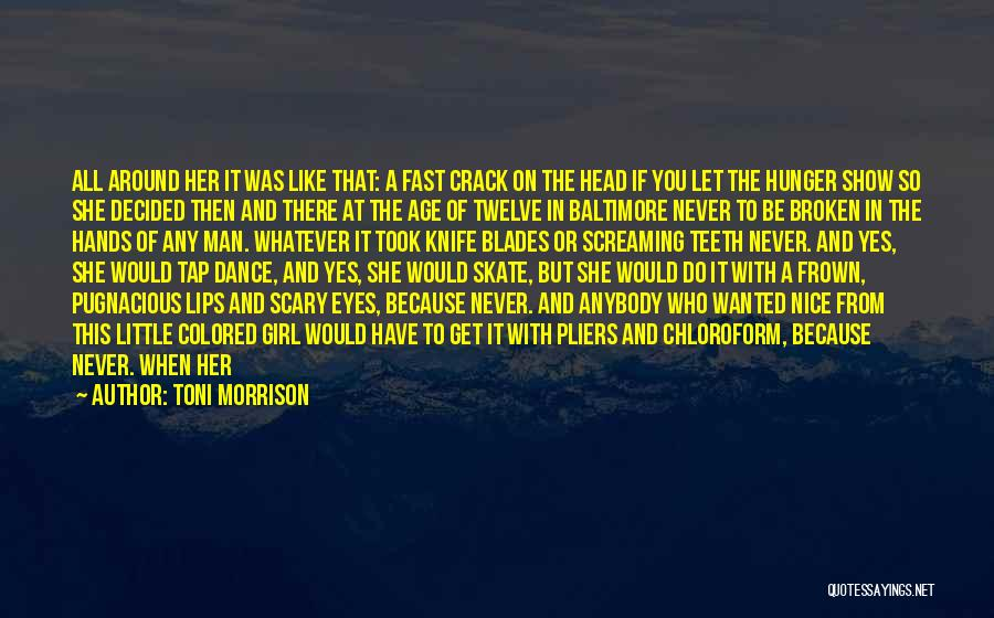 School Ready Quotes By Toni Morrison