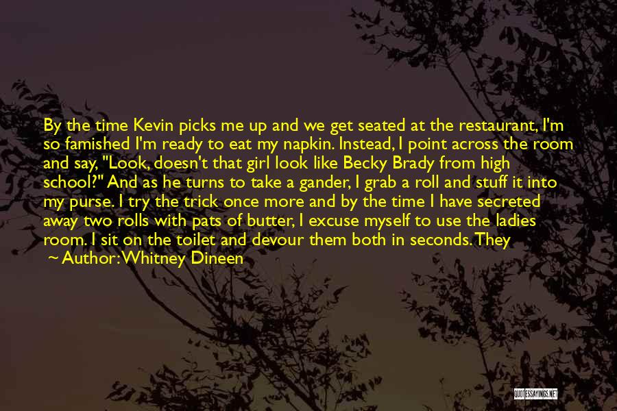 School Ready Quotes By Whitney Dineen