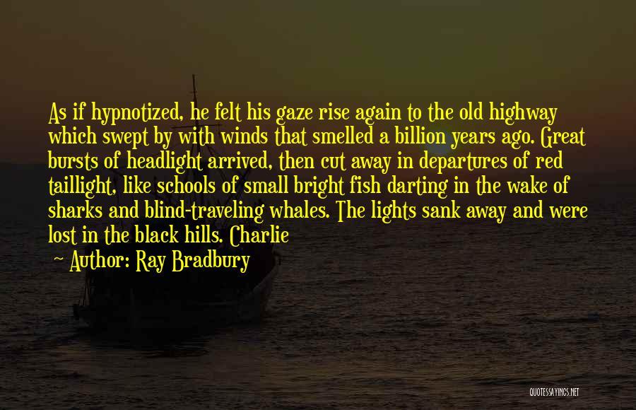 Schools Of Fish Quotes By Ray Bradbury