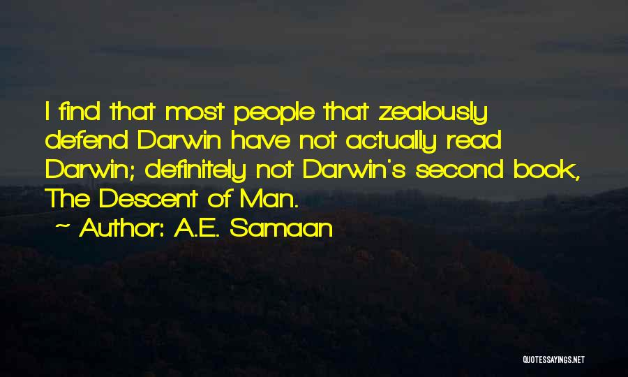 Scientific Theory Quotes By A.E. Samaan