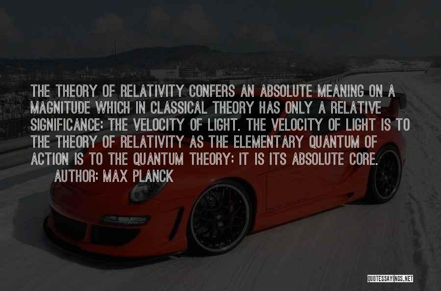 Scientific Theory Quotes By Max Planck