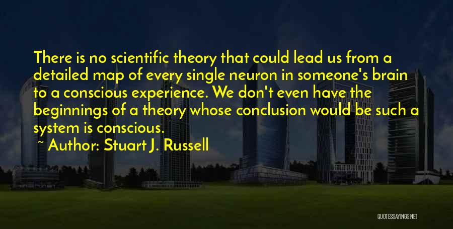 Scientific Theory Quotes By Stuart J. Russell