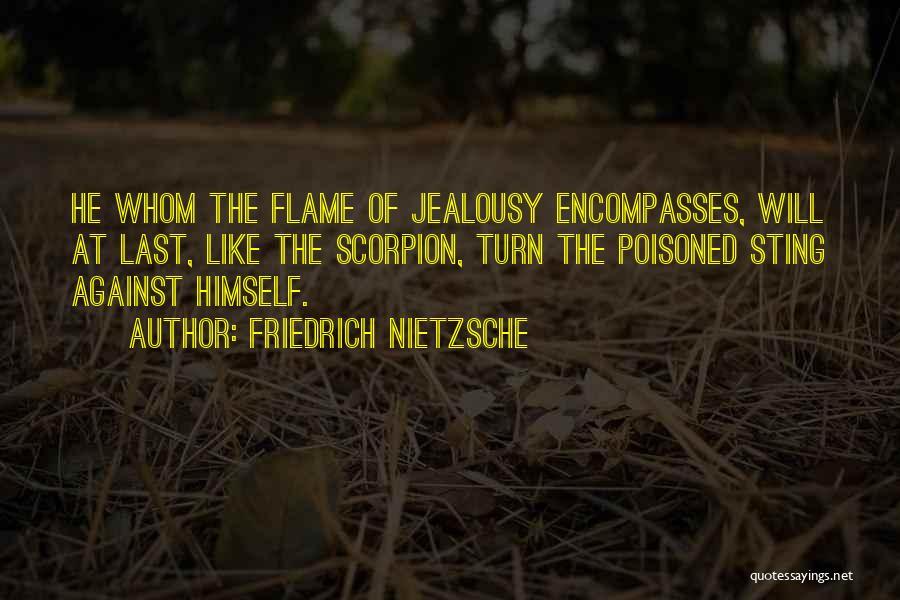 Scorpion Quotes By Friedrich Nietzsche