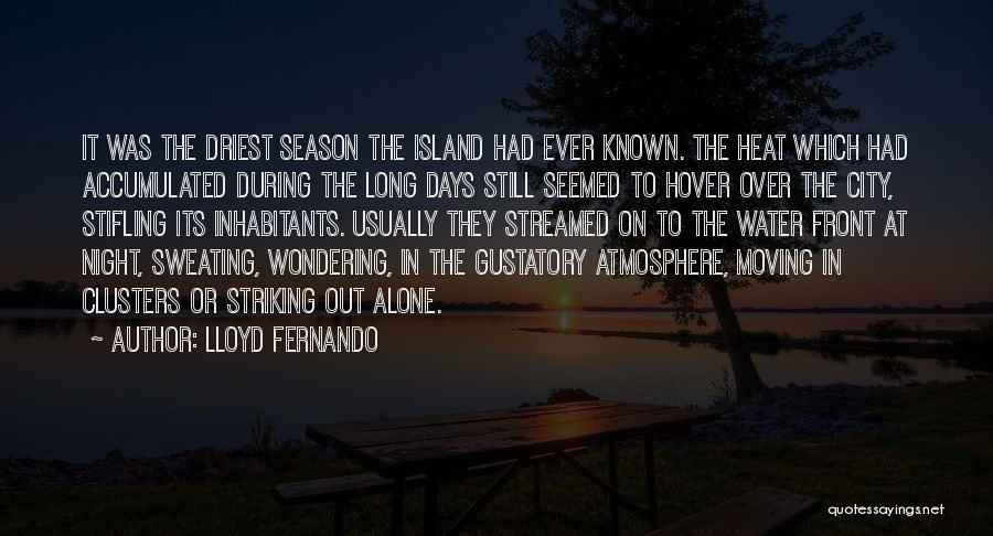 Scorpion Quotes By Lloyd Fernando