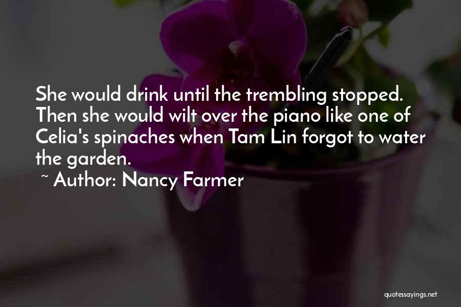 Scorpion Quotes By Nancy Farmer