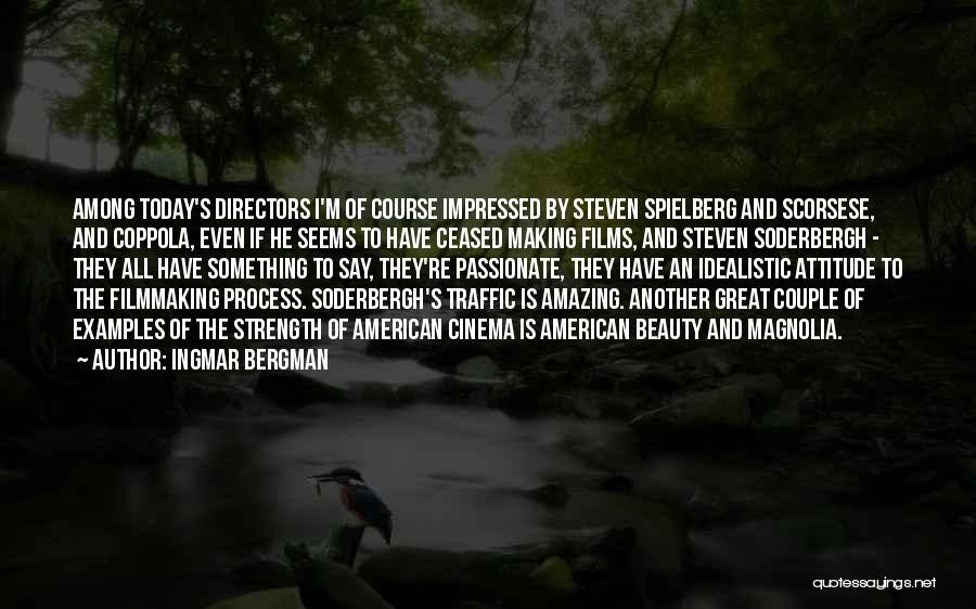Scorsese Quotes By Ingmar Bergman