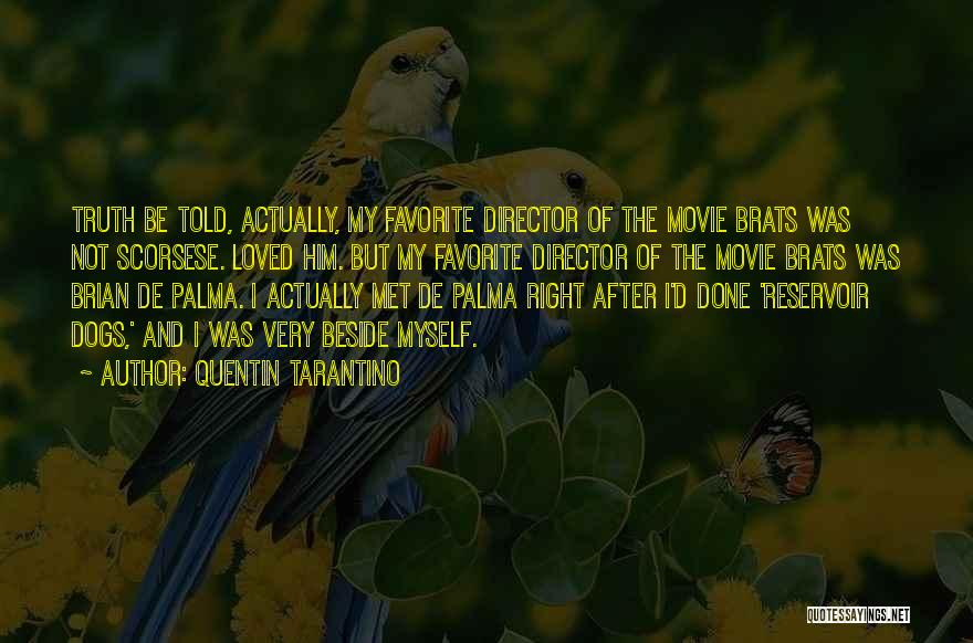 Scorsese Quotes By Quentin Tarantino