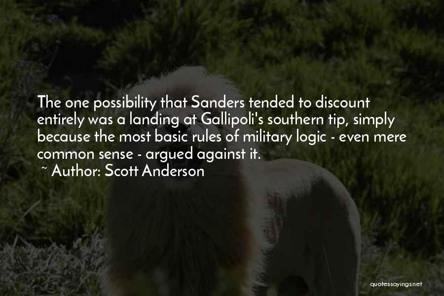 Scott Anderson Quotes 1030578