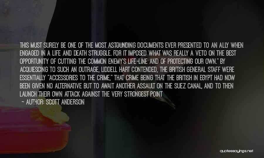 Scott Anderson Quotes 1632010