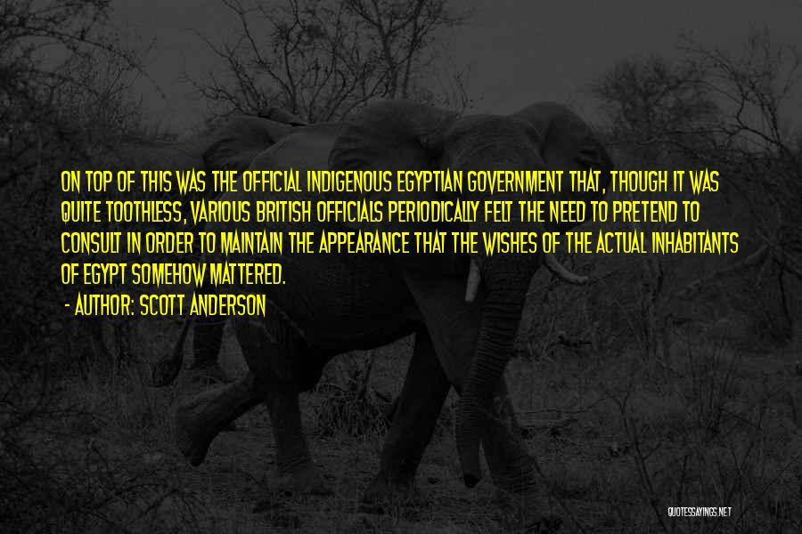 Scott Anderson Quotes 1679131
