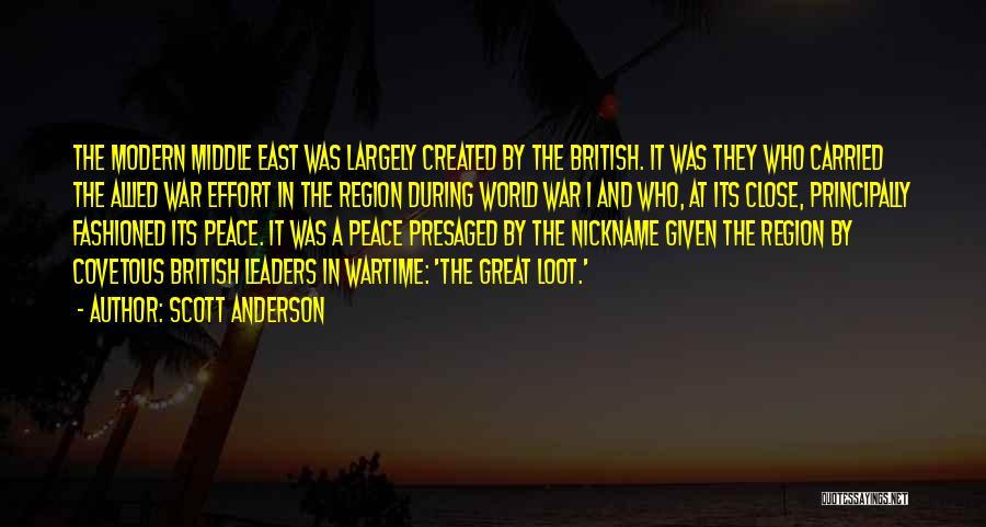 Scott Anderson Quotes 1710067