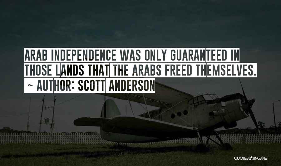 Scott Anderson Quotes 2167234