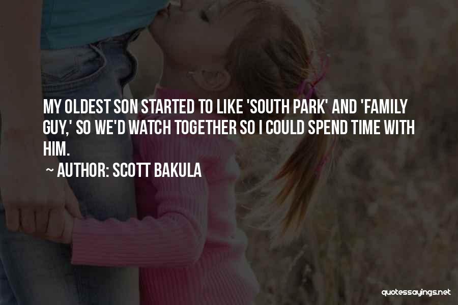 Scott Bakula Quotes 106504