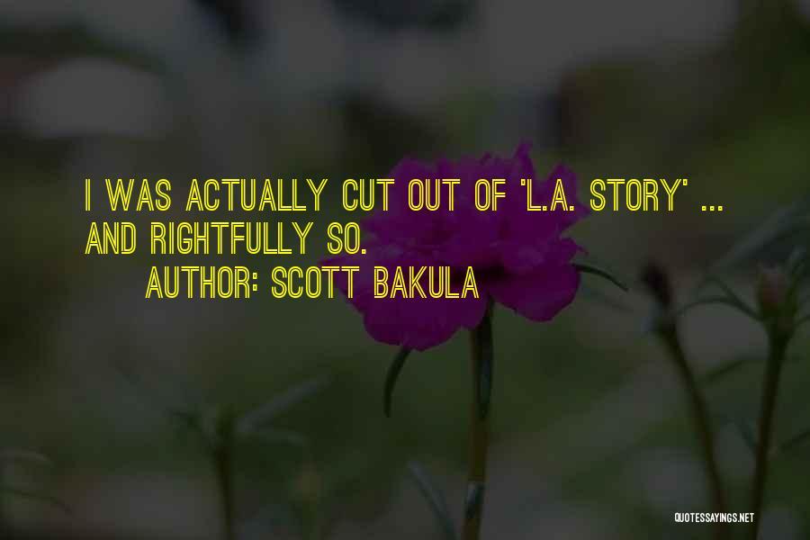 Scott Bakula Quotes 1083525