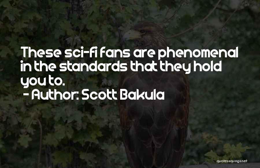 Scott Bakula Quotes 1142504