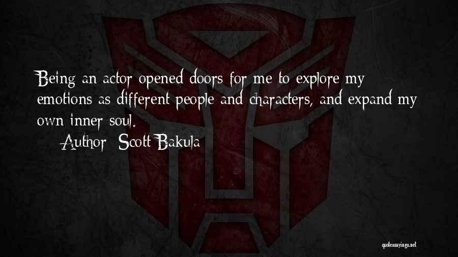 Scott Bakula Quotes 1149080