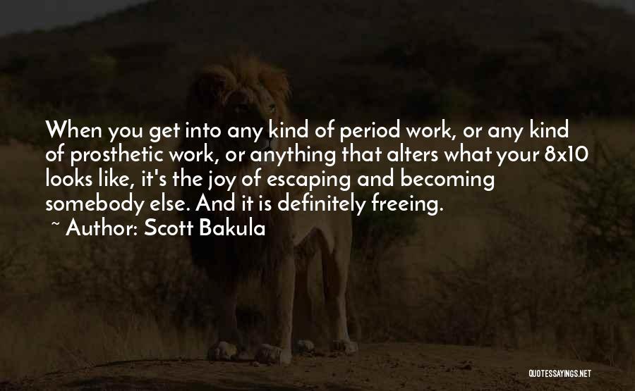 Scott Bakula Quotes 1415220