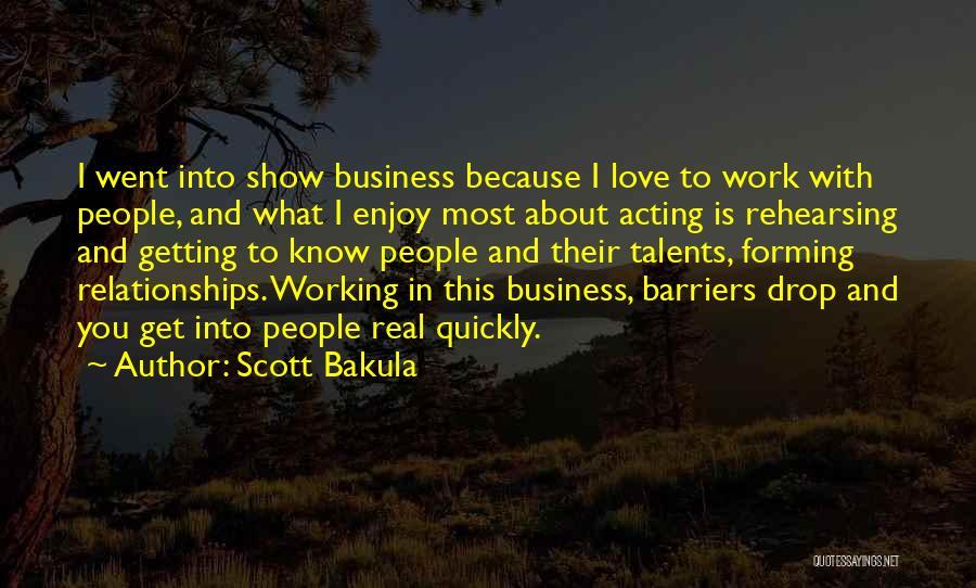 Scott Bakula Quotes 1567609