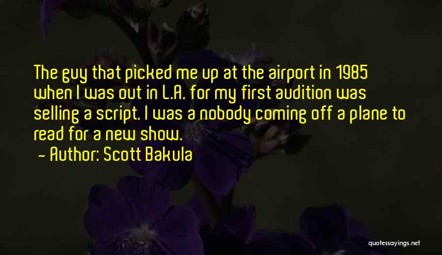 Scott Bakula Quotes 1624237
