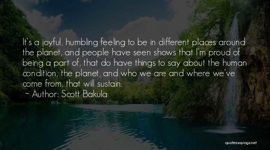 Scott Bakula Quotes 1644112