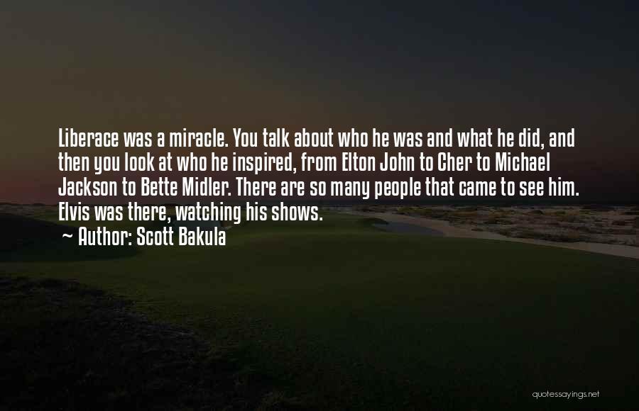 Scott Bakula Quotes 1703318