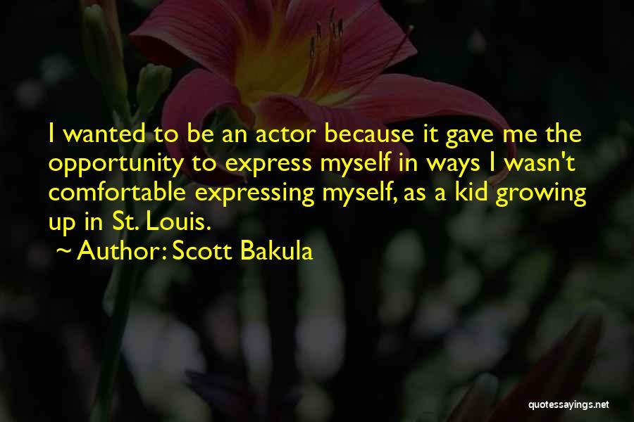 Scott Bakula Quotes 173869