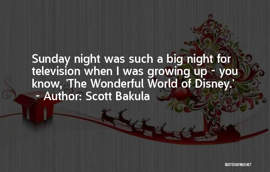 Scott Bakula Quotes 1769098