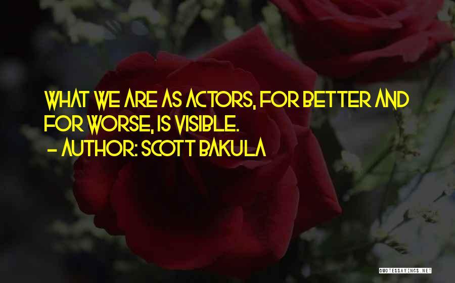 Scott Bakula Quotes 1916945