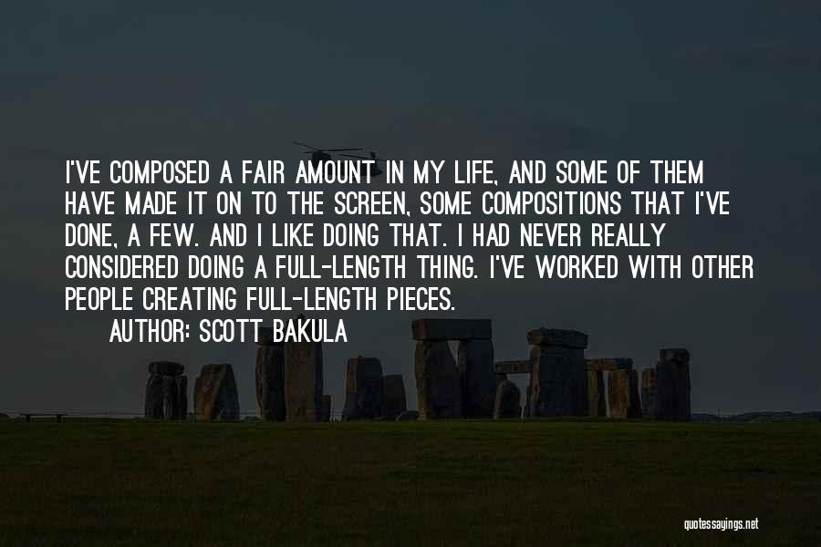 Scott Bakula Quotes 2171896