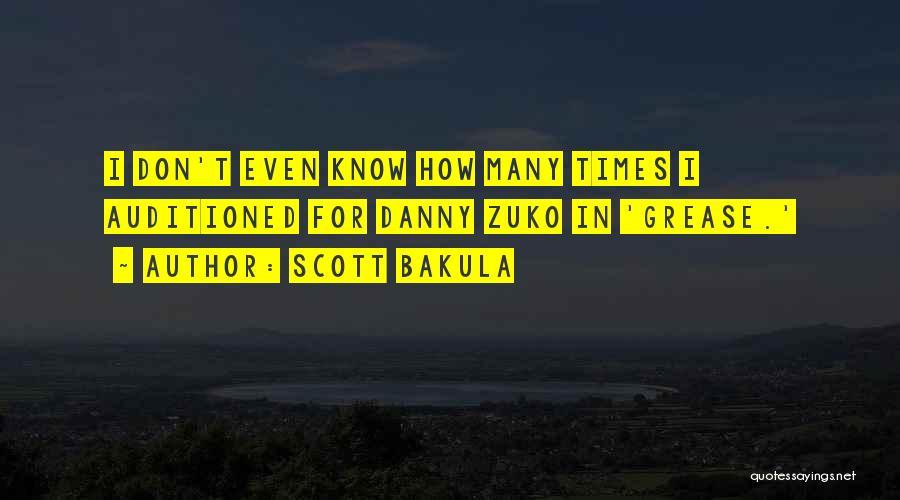 Scott Bakula Quotes 250245