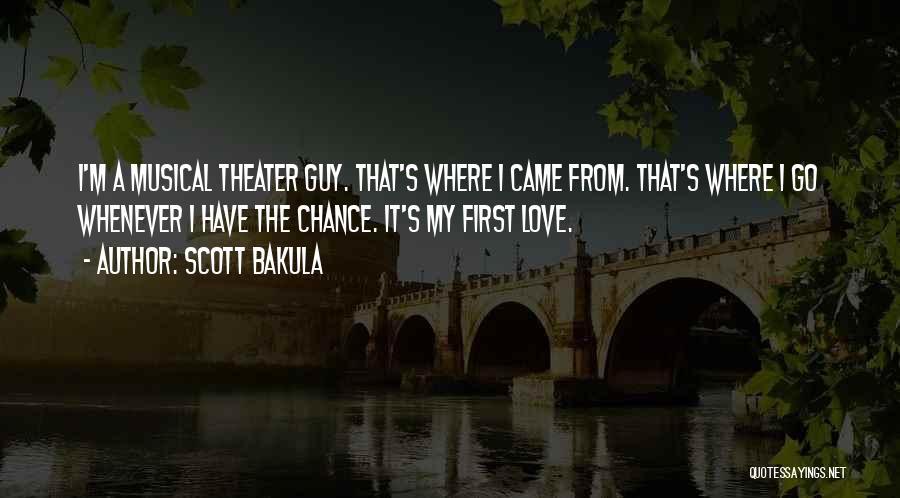 Scott Bakula Quotes 352106