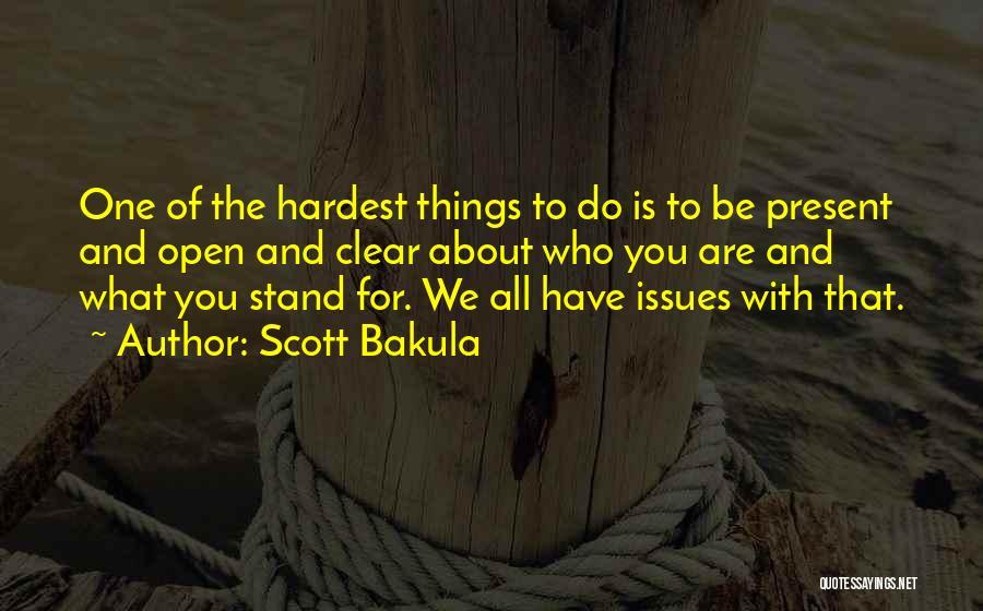 Scott Bakula Quotes 381619