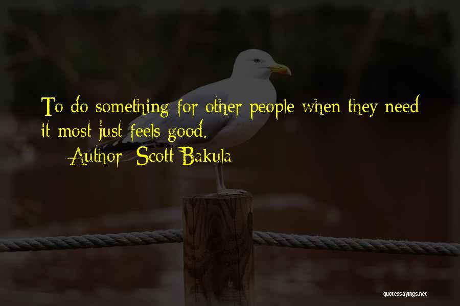 Scott Bakula Quotes 595013
