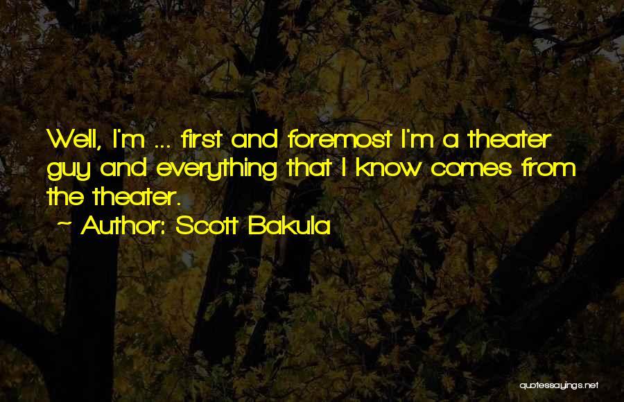 Scott Bakula Quotes 624271