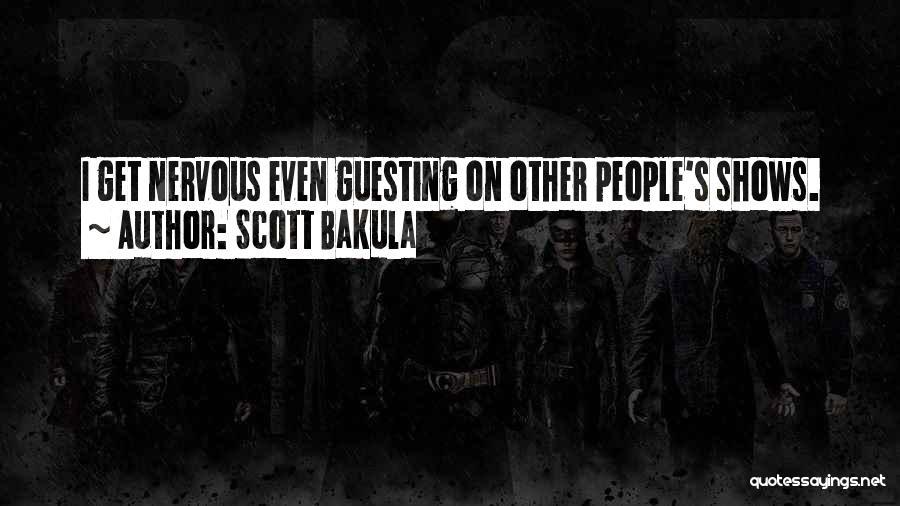 Scott Bakula Quotes 722890