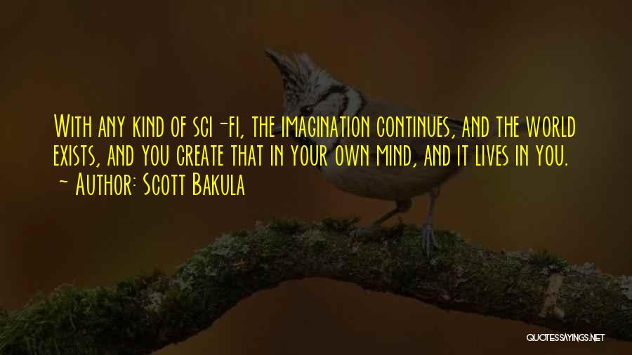 Scott Bakula Quotes 761313