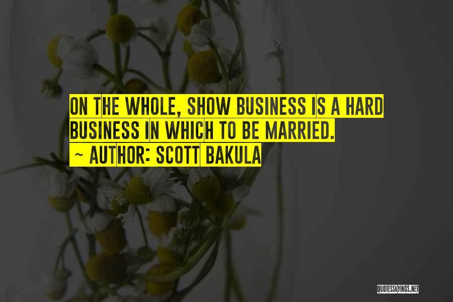 Scott Bakula Quotes 845189
