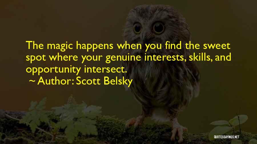 Scott Belsky Quotes 249630