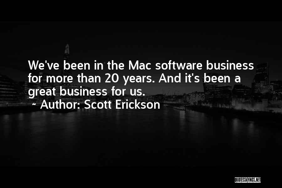 Scott Erickson Quotes 1758025