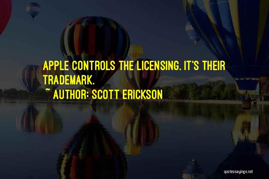 Scott Erickson Quotes 556808
