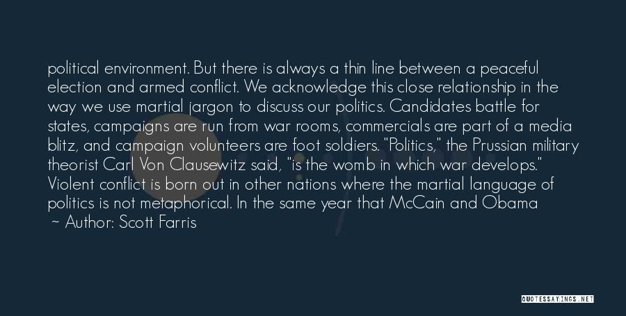 Scott Farris Quotes 2059107