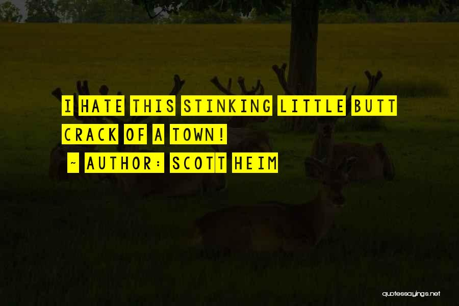 Scott Heim Quotes 895672