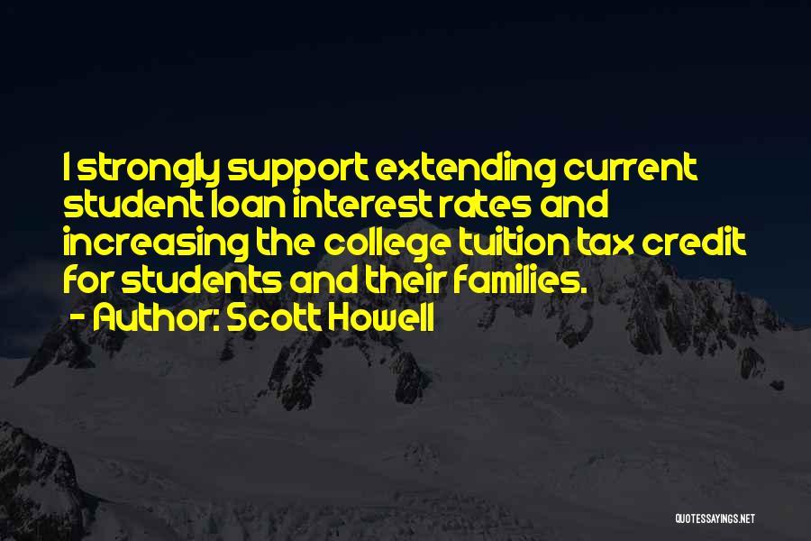 Scott Howell Quotes 1272986