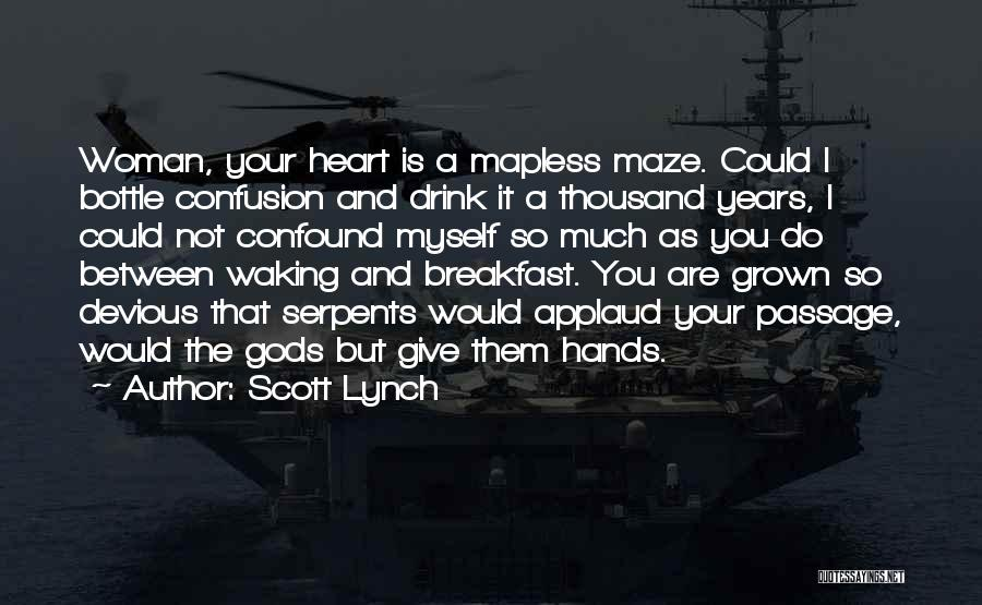 Scott Lynch Quotes 1137165