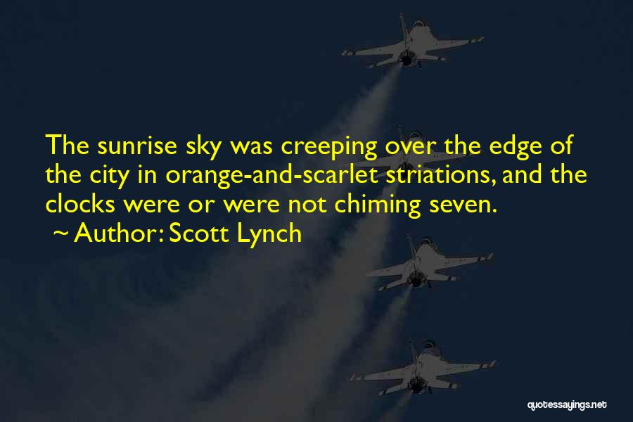 Scott Lynch Quotes 1231322