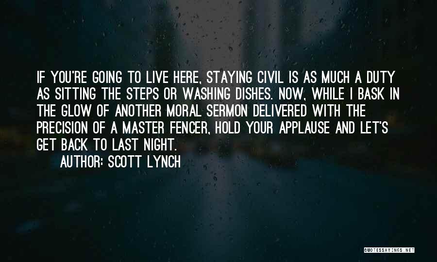 Scott Lynch Quotes 1519281